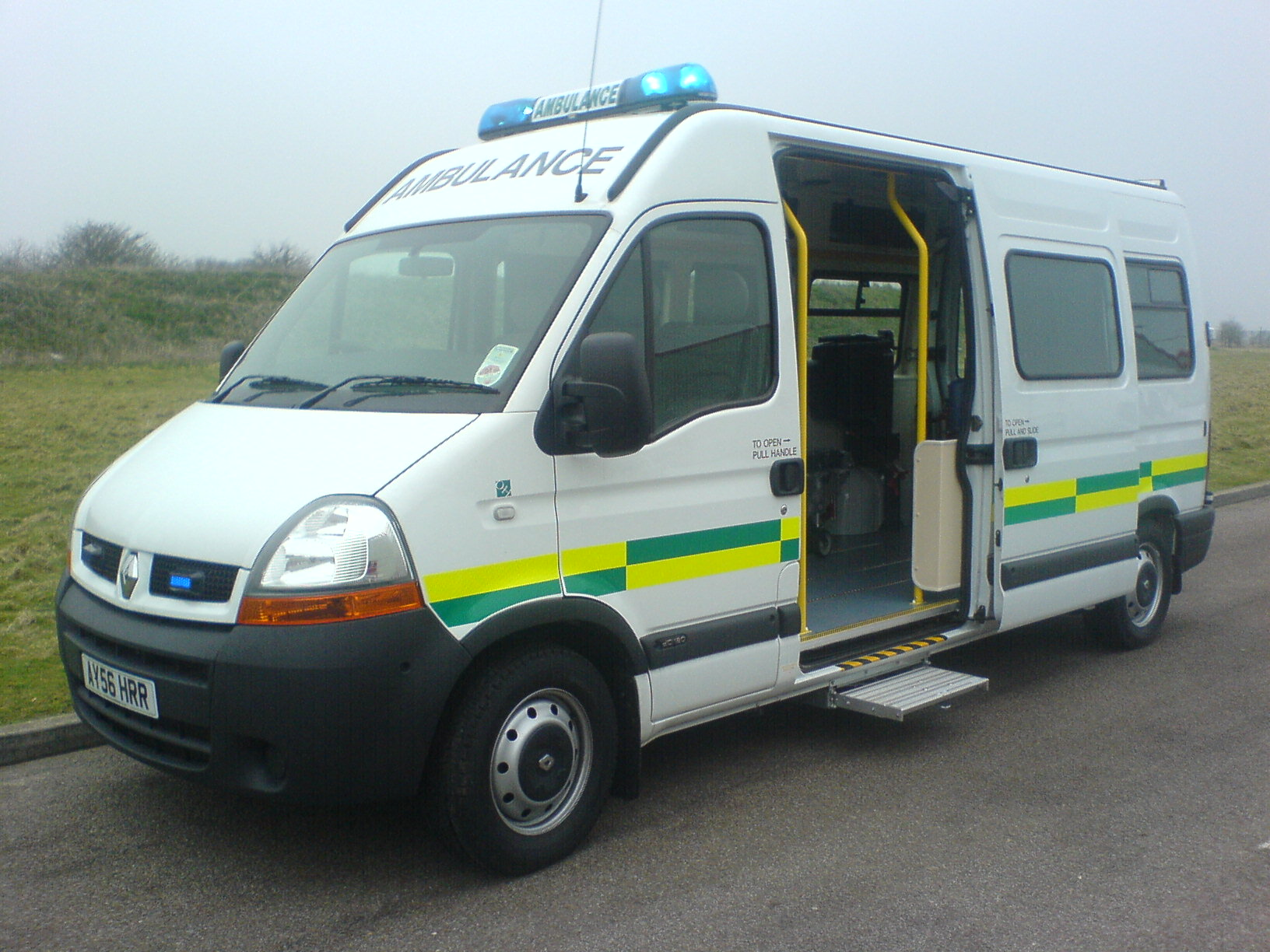 Meditransport - A range of ambulance and emergency vehicles