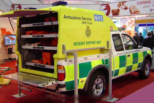Meditransport - A range of ambulance and emergency vehicles